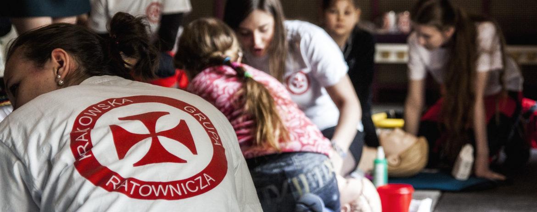 kurs pierwszej pomocy - Kraków