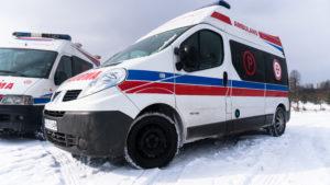 Transport medyczny Kraków - KGR